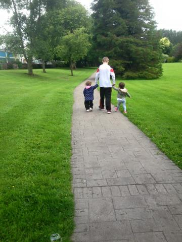 Buggy walks  - Fermoy Town Park 11